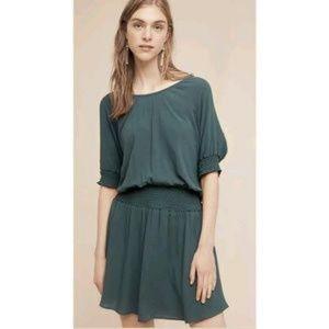 Anthropologie Floreat Azriel Corded Dress 00P
